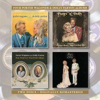 Cover Porter Wagoner & Dolly Parton - Four Porter Wagoner & Dolly Parton Albums On Two Discs [2020/II]